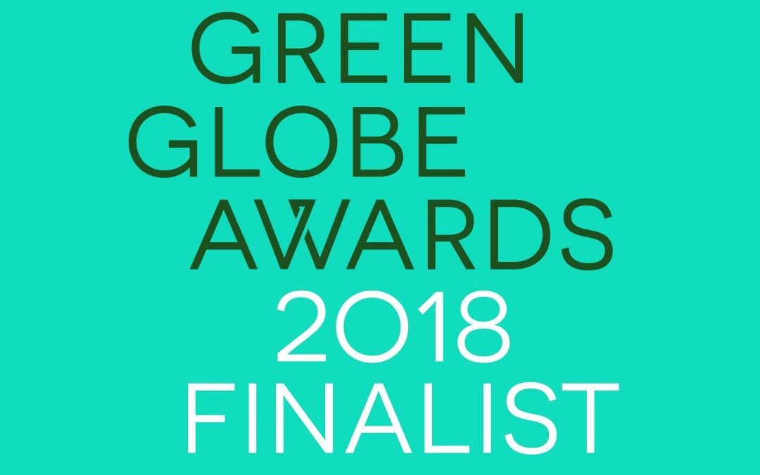 Responsible Cafes is a Green Globe 2018 Finalist!