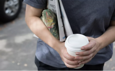 Takeaway coffee is the epitome of cool – it shouldn't be