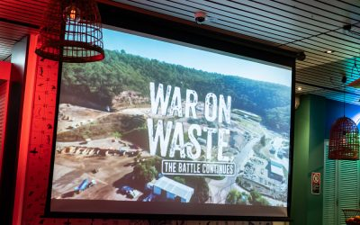 War on Waste Screening