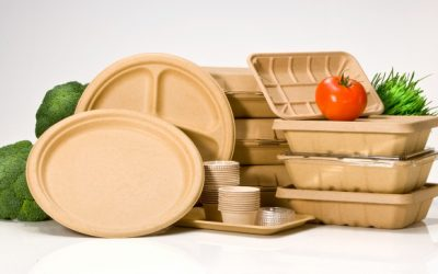 Sustainable takeaway and delivery packaging
